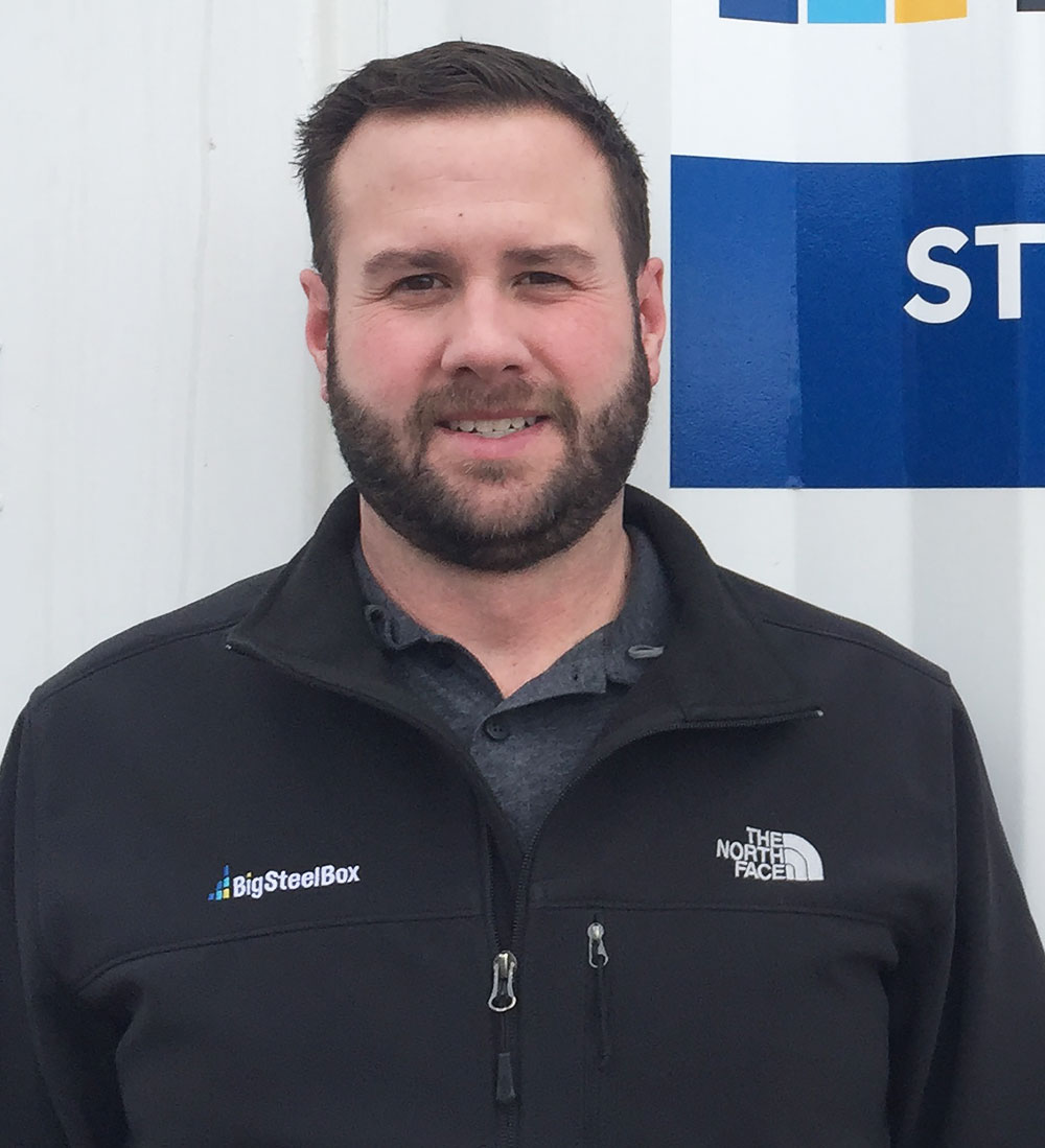 Calgary BigSteelBox Store Manager