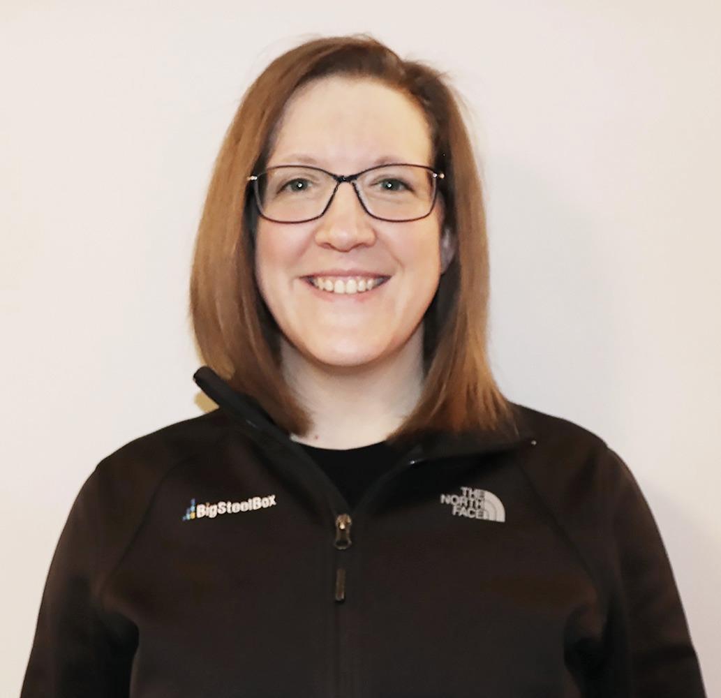 Becca - Saskatoon BigSteelBox Staff