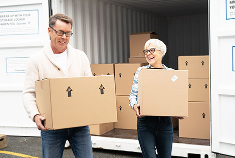 Downsizing couple pack a BigSteelBox