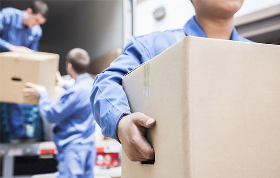Full service long distance moving company