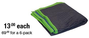 Moving blankets - BigSteelBox