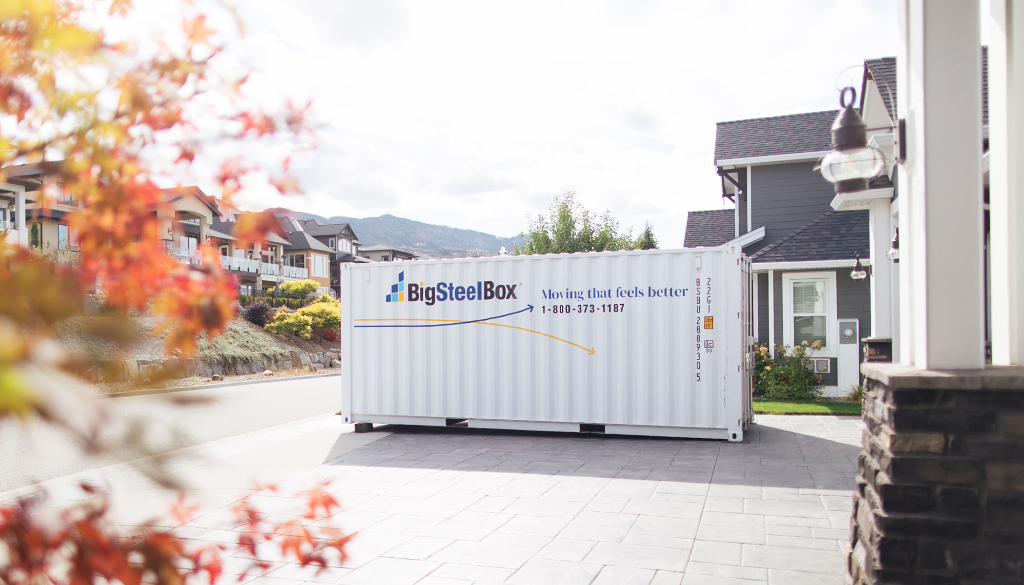 Declutter your home when for sale - BigSteelBox