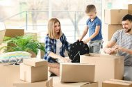 Family packing for a move - Packing tips from BigSteelBox