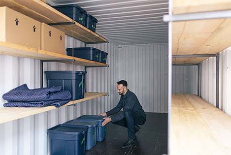 What is the Safest Storage Option During COVID-19? - BigSteelBox