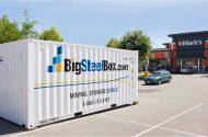 Retail storage for seasonal items - BigSteelBox