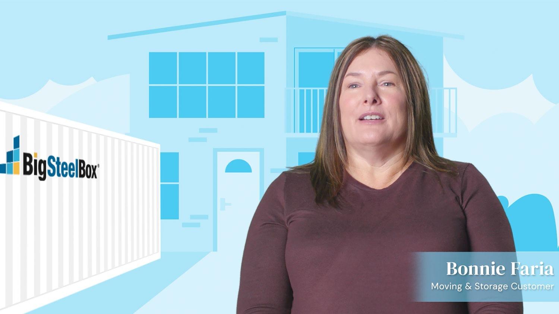 BigSteelBox moving customer testimonial video