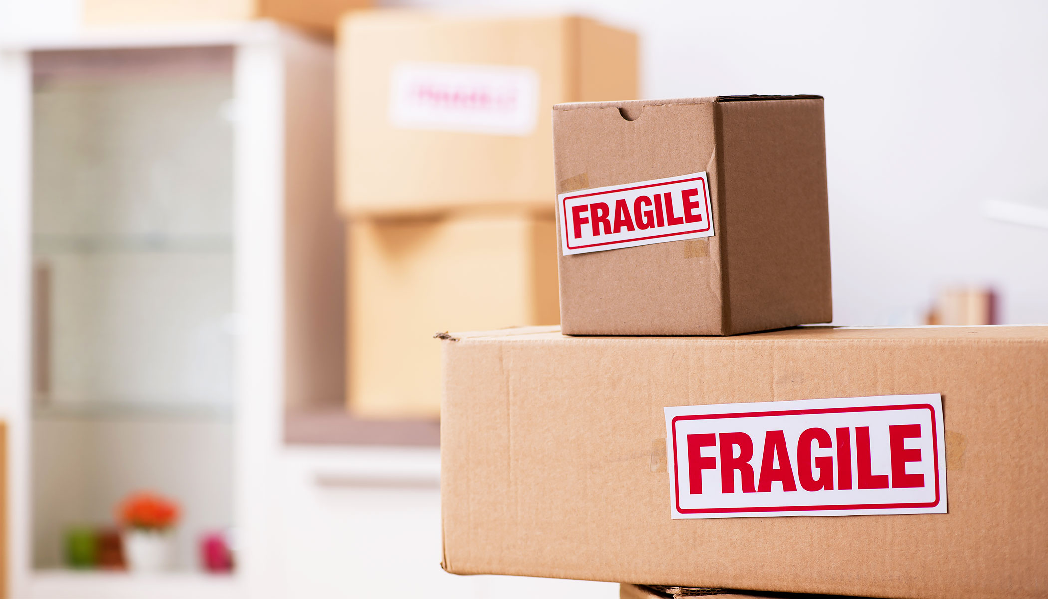 How to Pack Fragile, Valuable and Odd Shaped Items for Moving