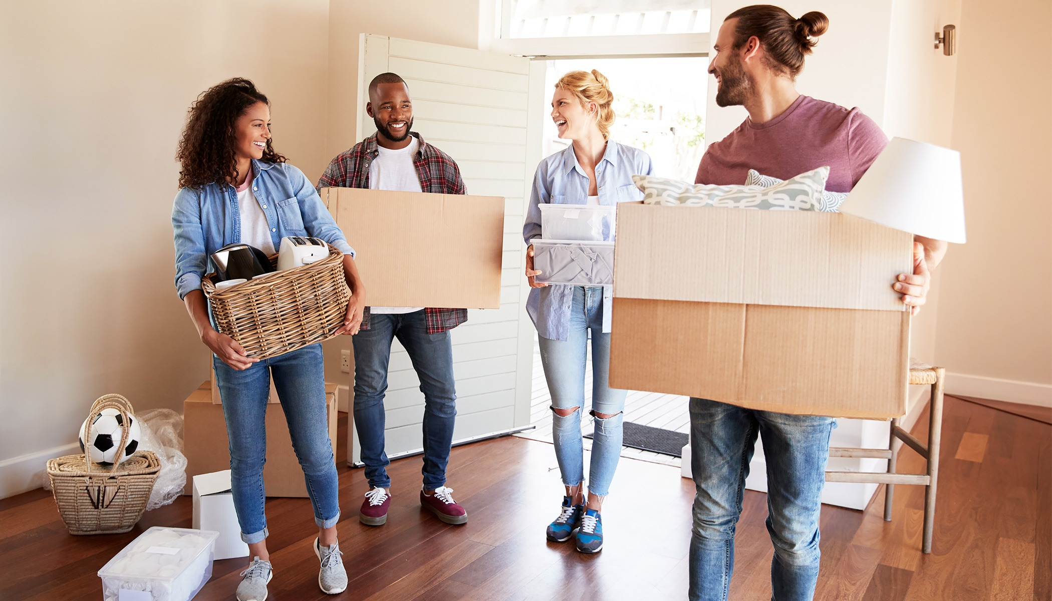 Packing 101: How To Set Yourself Up for a Smooth Move