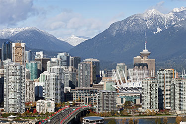 Downtown Vancouver, BC