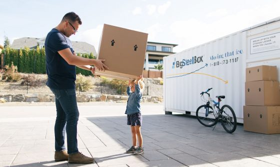 9 Tips to Make Moving Easier for Kids - BigSteelBox