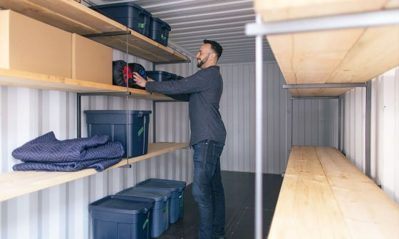7 Ways to Use a Portable Storage Container - BigSteelBox