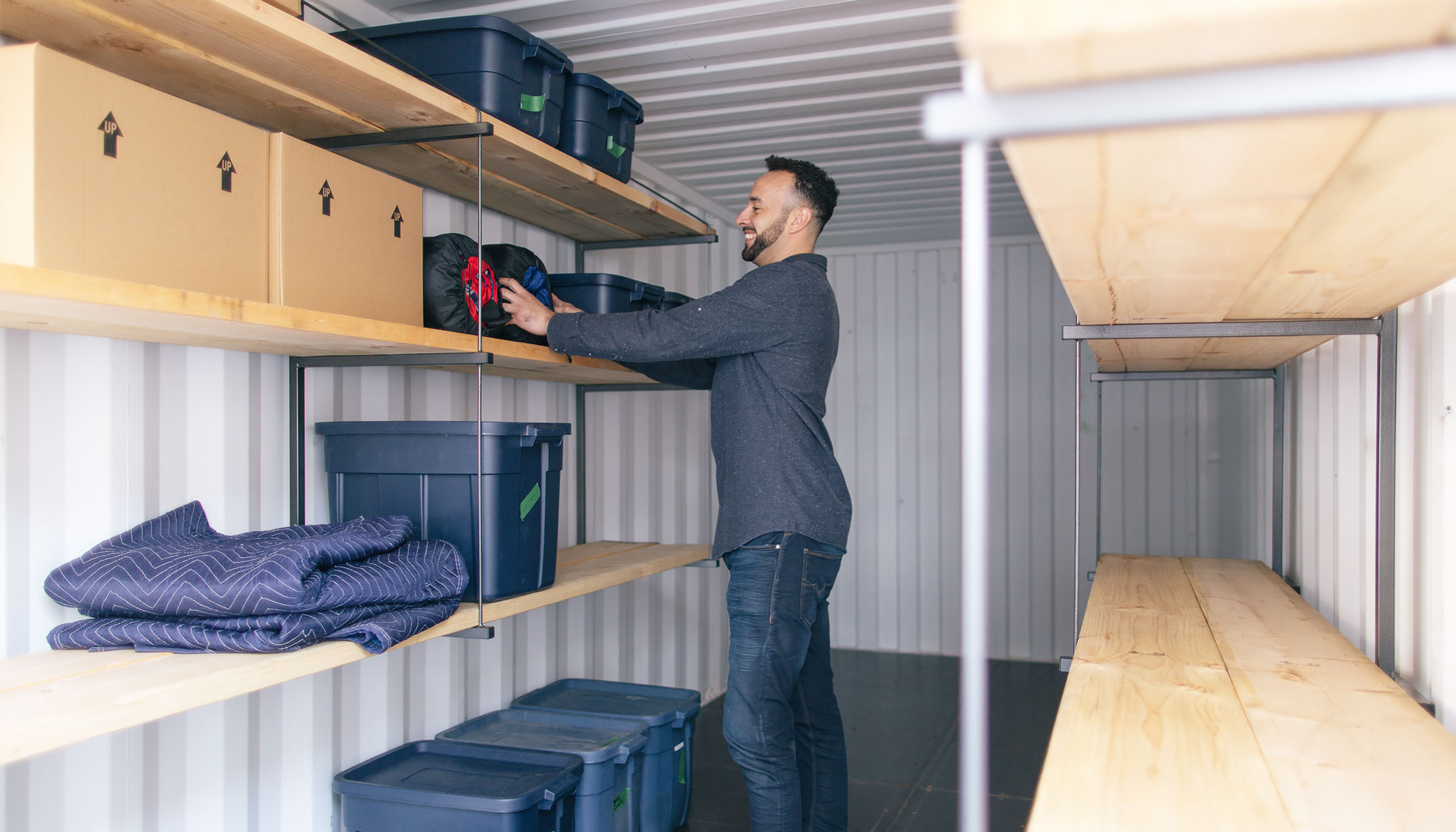 7 Great Ways to Use a Portable Storage Container - BigSteelBox