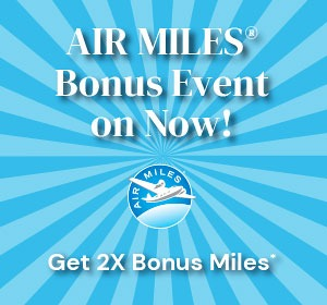 Air Miles June Bonus Boom