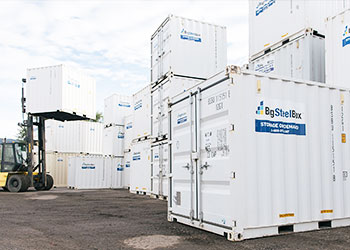 Shipping containers - BigSteelBox Storage Facility