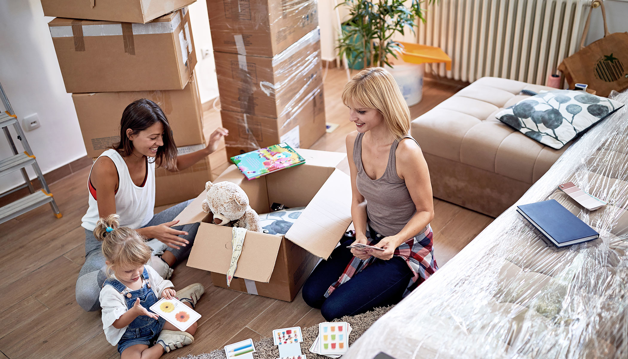 Tips for moving from the city to the country - BigSteelBox