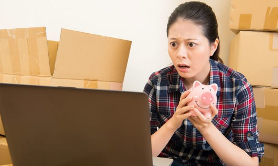 How to save money when moving - BigSteelBox