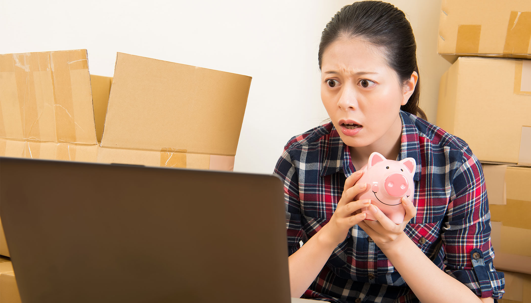 How to save money on your move - BigSteelBox