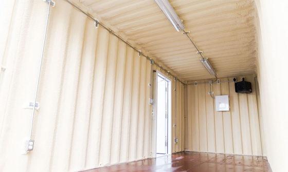Heated Storage Containers - BigSteelBox